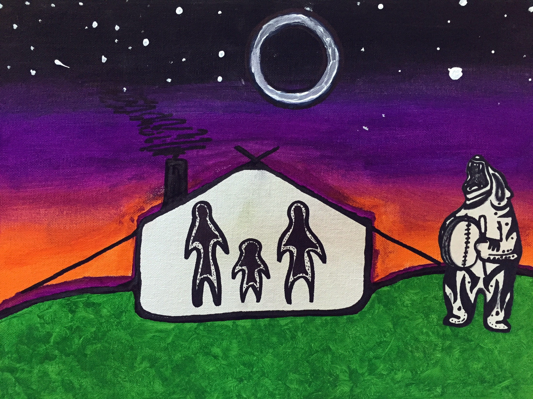 Cree Art to Foster Stronger Community 1