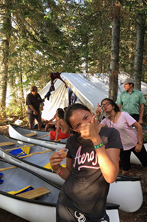 Preparing Cree Youth for the Future